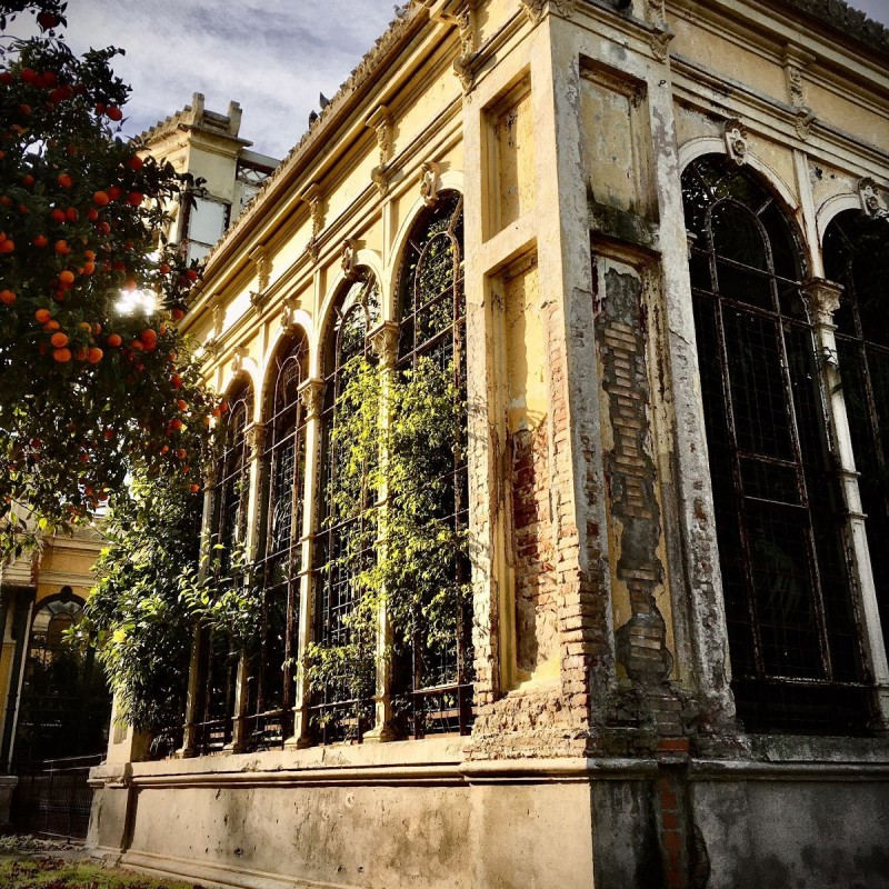 Sarrià. Vents, torrents, torres i convents